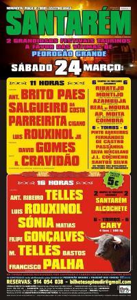 Santarém- Festivais Taurinos Solidários