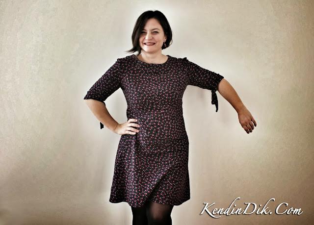 retro elbise 1960'lar