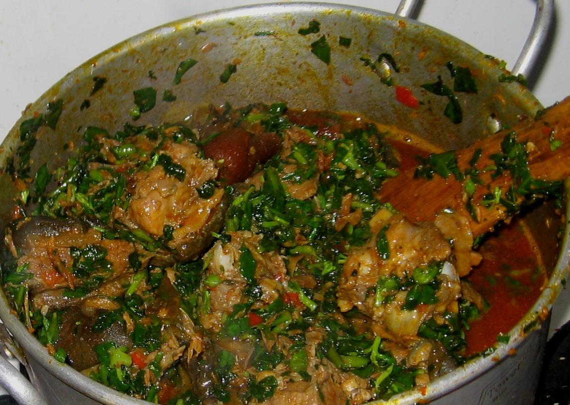 Edikang Ikong Soup Recipe Fresh Simple And Healthy