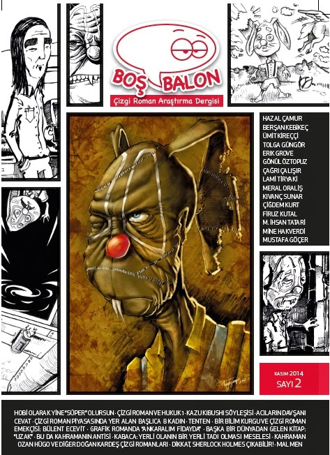 BOŞ BALON ÇR Araştırma Dergisi