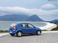 Renault Sandero Hatchback 2011