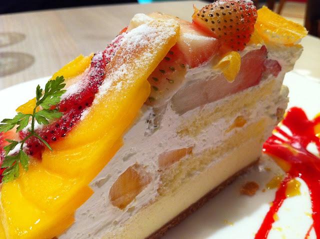 Fruit Paradise Tarts