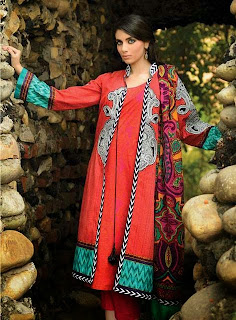 Umar Sayeed Embroidered Dresses for girls