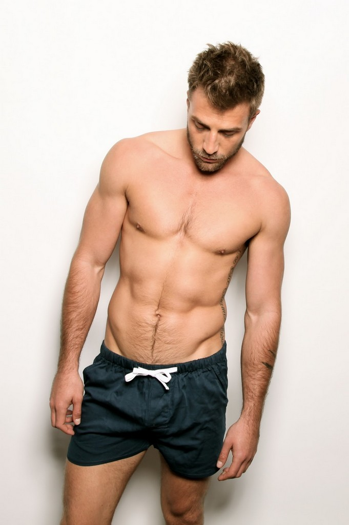 Gay looking man man