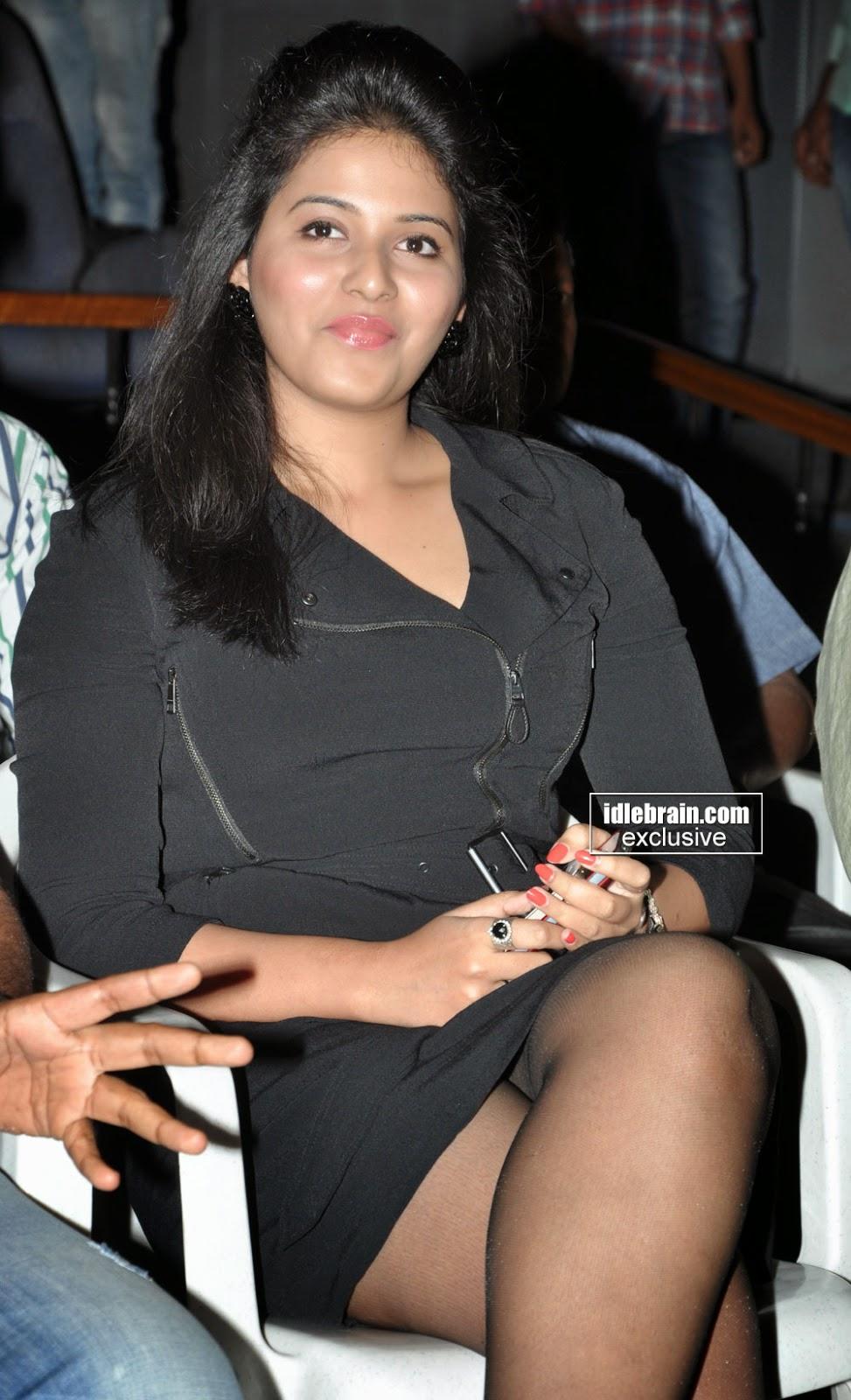 indian garam masala anjali at pranam kosam music launch