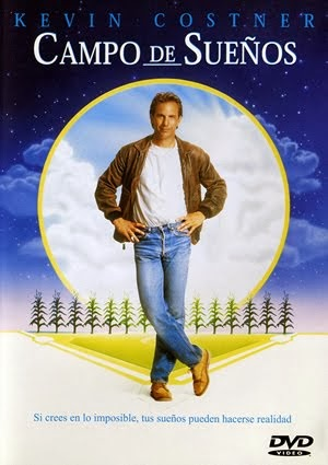 Carátula, cover, dvd: Campo de sueños | 1989 | Field of Dreams