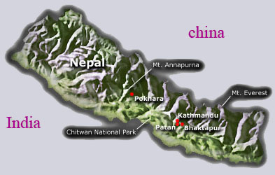 essay on physical features of nepal Everest is 29,035 feet or 8848 meters high the summit is the border of nepal to  the south and china or tibet on the north it is over 60 million years old everest.