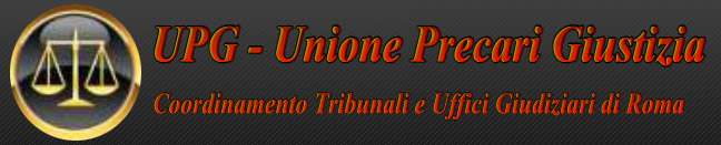 UPG - Unione Precari Giustizia