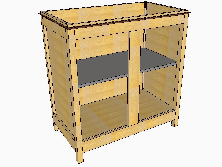 Changing Table Cabinet Simply Easy Diy Diy Baby Changing