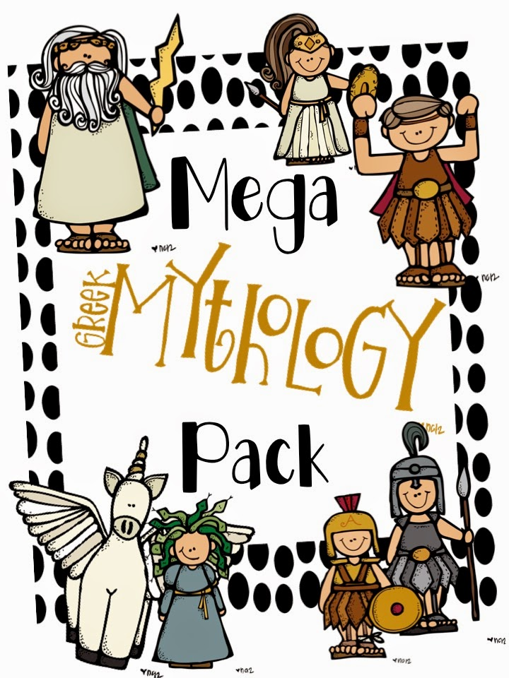Mythology Mega Pack