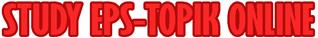Study EPS-TOPIK Online