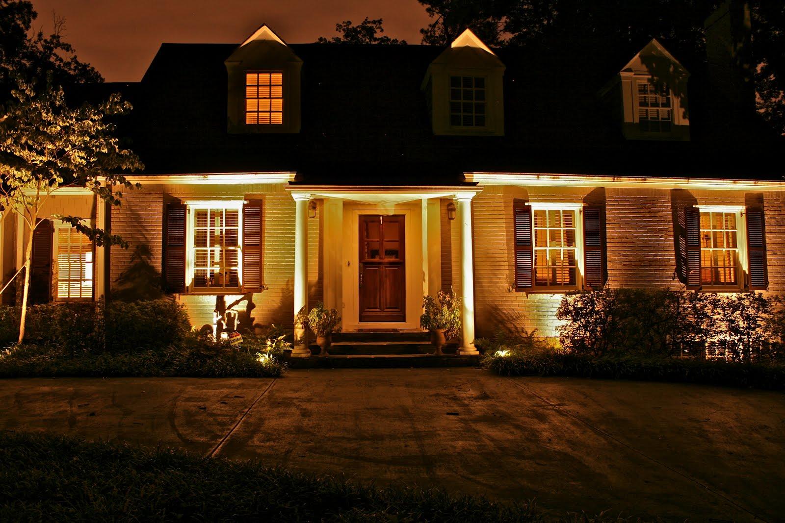 carolina landscape lighting led or incandescent landscape lights