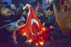 'Turquía no olvida ni perdona'