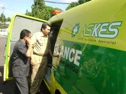 lowongan kerja askes oktober 2012