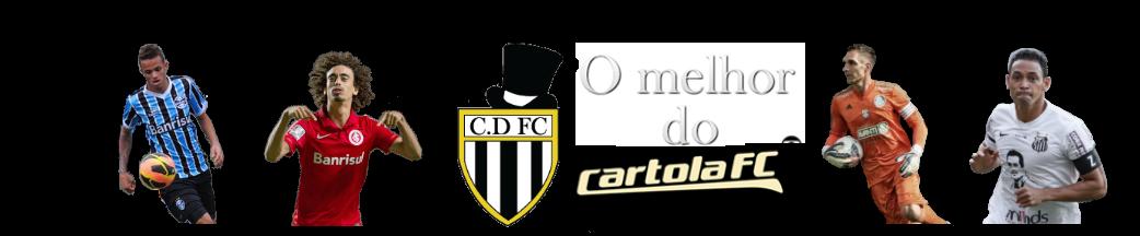 C.D'FC  o melhor do cartola F.C