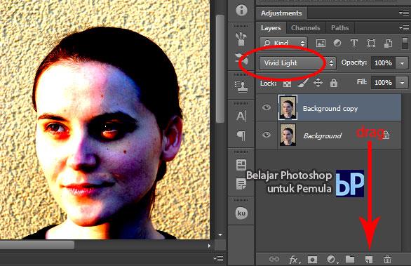belajar photoshop, tutorial photoshop, tips mudah, pemula