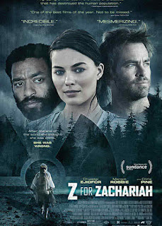 Z for Zachariah (2015) Movie Pic