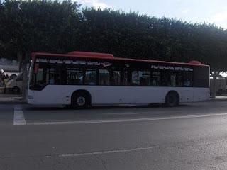 Autobús de Almería
