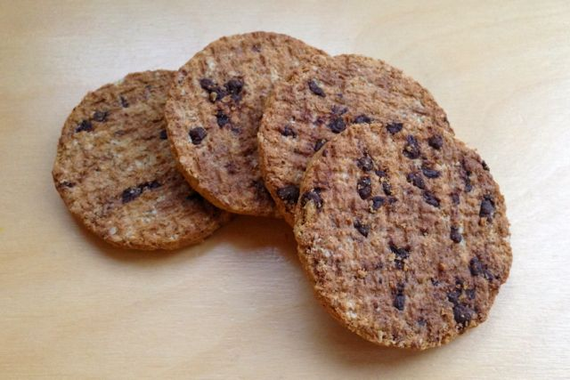 Hobnob Choc Chip Biscuits