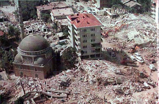 Masjid Unaffected by Earthquake in Turkey