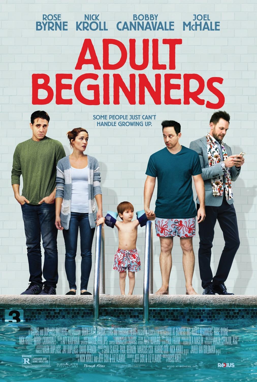 Adult Beginners (2014) ผู้ใหญ่ป้ายแดง (ซับไทย)