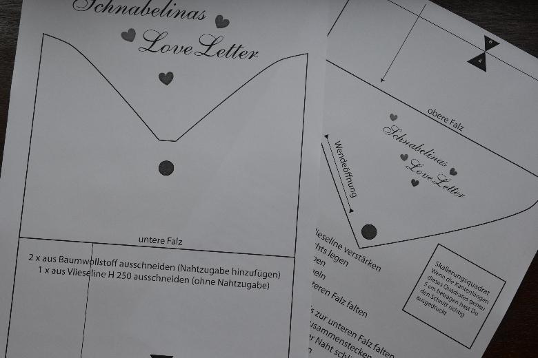 Schnabelinas LoveLetter – Schnabelinas Welt
