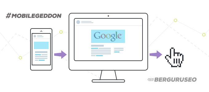 nanti Google akan meluncurkan algoritma terbaru yang diberi nama Mobilegeddon Mengenal Algoritma Terbaru Google Mobilegeddon 2015