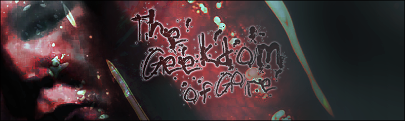 The Geekdom of Gore