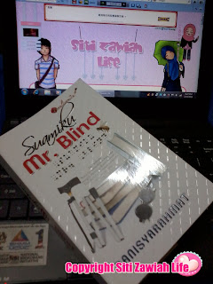 Novel Suamiku Mr Blind
