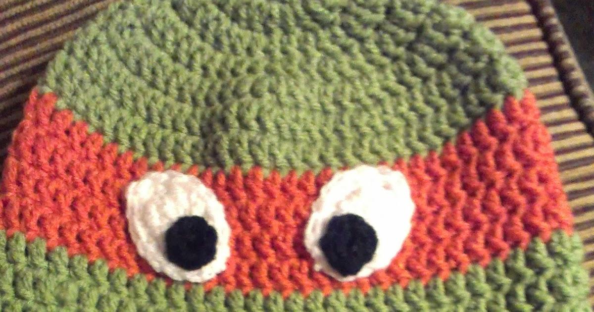 Knottz Of Yarn Ninja Turtle Pattern