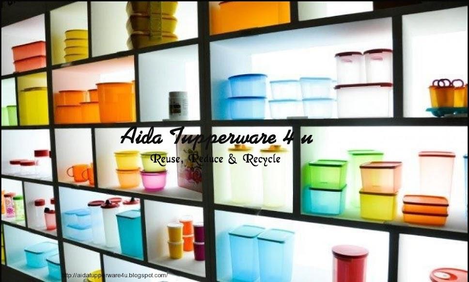 Aida Tupperware 4 u