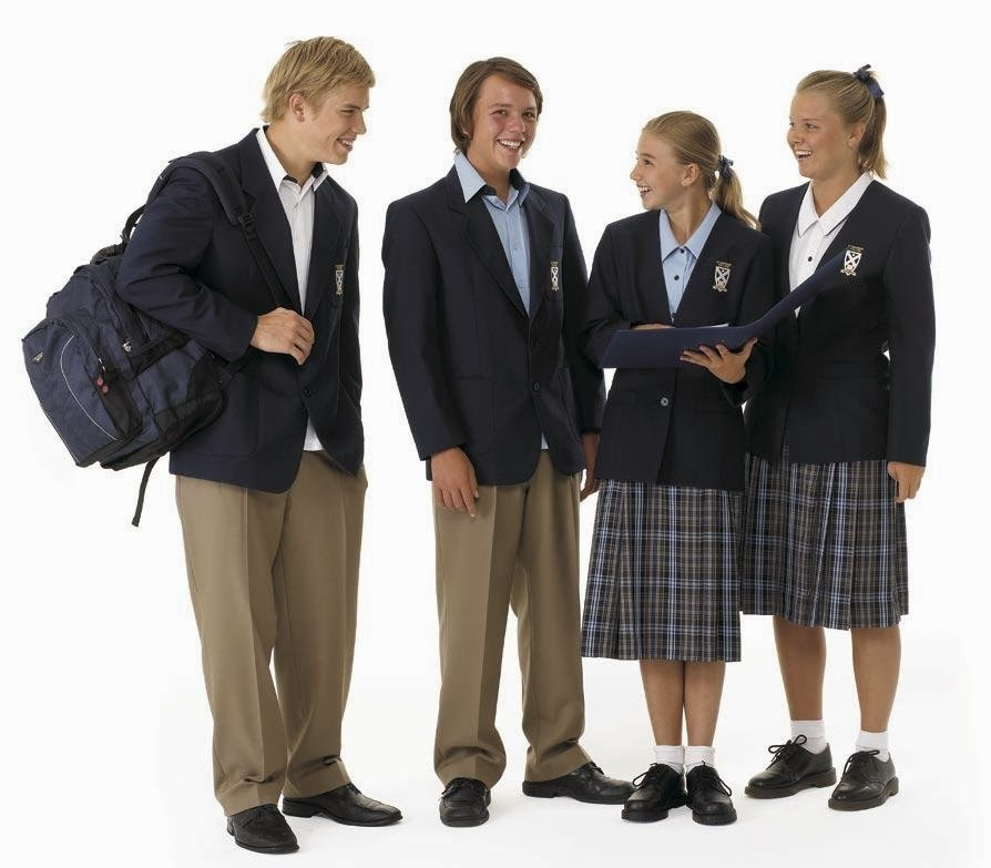 should children wear school uniform essay Essay on school uniforms: kids should wear  during high school, children  in the usa few public schools have need of students to wear a uniform i went to.