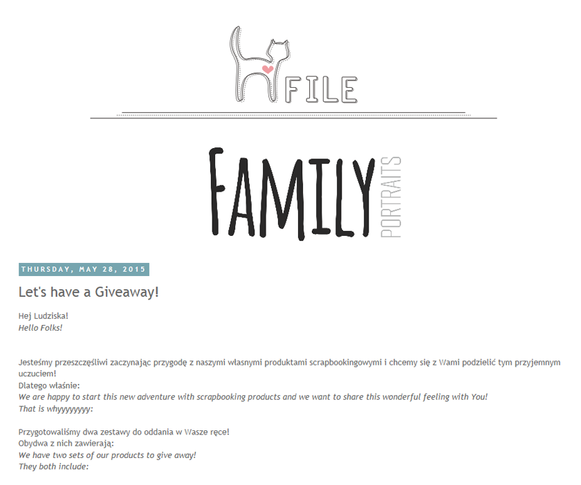 http://www.familyportraits.eu/2015/05/lets-have-giveaway.html