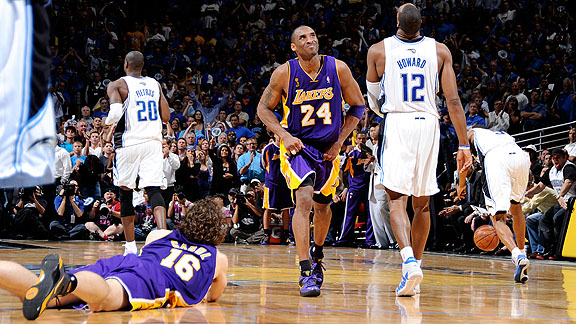 DAR Sports: 2009 NBA Finals- Los Angeles Lakers vs Orlando Magic - DefineARevolution.com