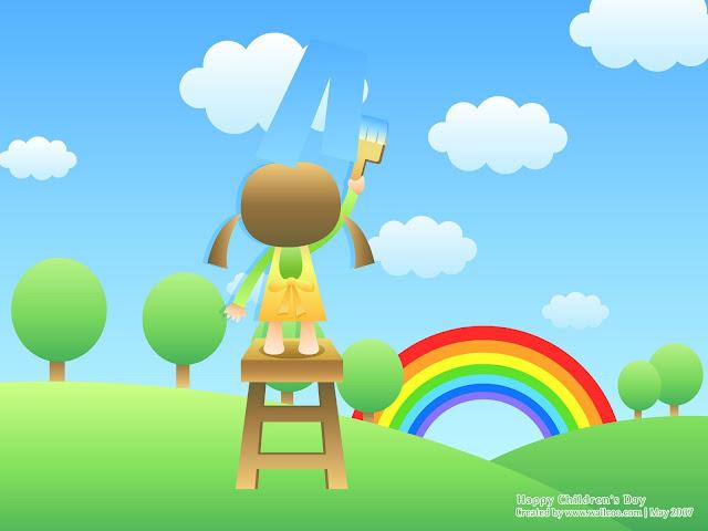 Background Kids4