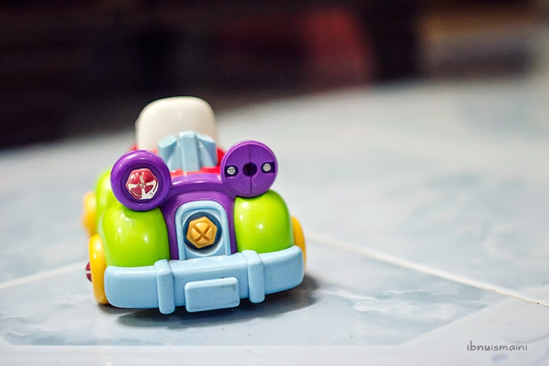 kereta mainan, buruk