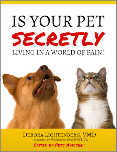 Is Your Pet Secretly Living in a World of Pain? - Free eBook from Pets Adviser