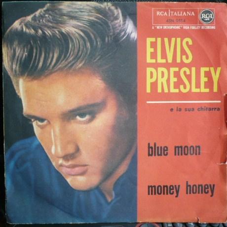 Elvis Presley - Blue Elvis