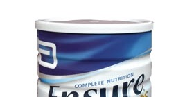 Abbott Nutrition: Ensure Milk Powder Free Sample Giveaway ...