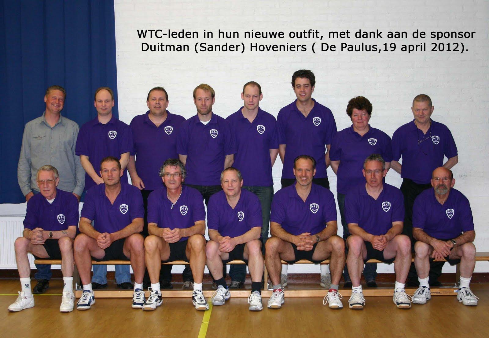 Sander Duitman Hoveniers steekt