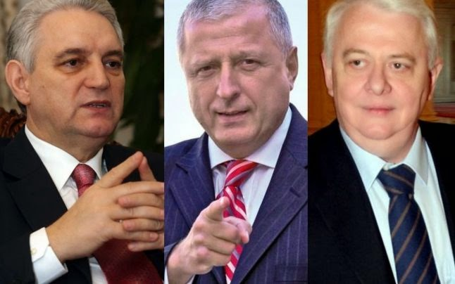 Európai Unió, NATO, Románia, korrupció, Viorel Hrebenciuc, fekete kedd, Ilie Sârbu, Ion Adam