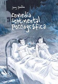 Comedia sentimental pornográfica por Jimmy Beaulieu.