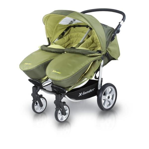 Cunas y cochesitos de beb s excelentes cochesitos para - Cunas para bebes gemelos ...