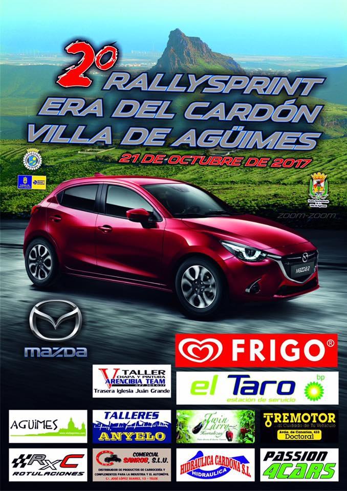 2º Rallysprint Era del Cardón - Villa de Agüimes