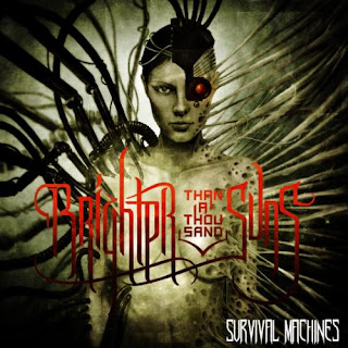 Review album  Brighter Than A Thousand Suns - Survival Machines 2011