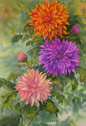 Sharon Johnson Watercolors