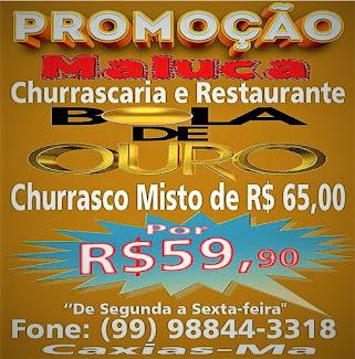 CHURRASCARIA BOLA DE OURO