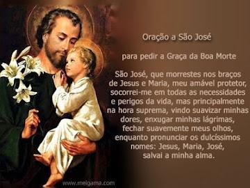 Glorioso São José, rogai por nós!!!!