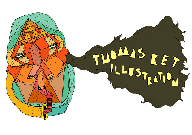 Thomas Key Illustration
