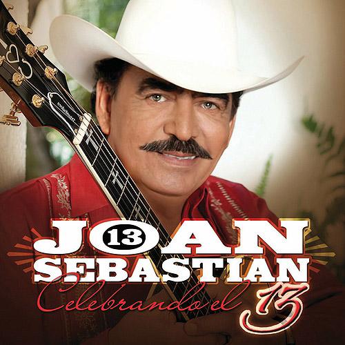 Joan Sebastian - 13 Celebrando El 13 CD Album 2013